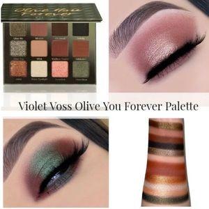 🔆3/$30 NIB Violet Voss Olive You Forever Palette